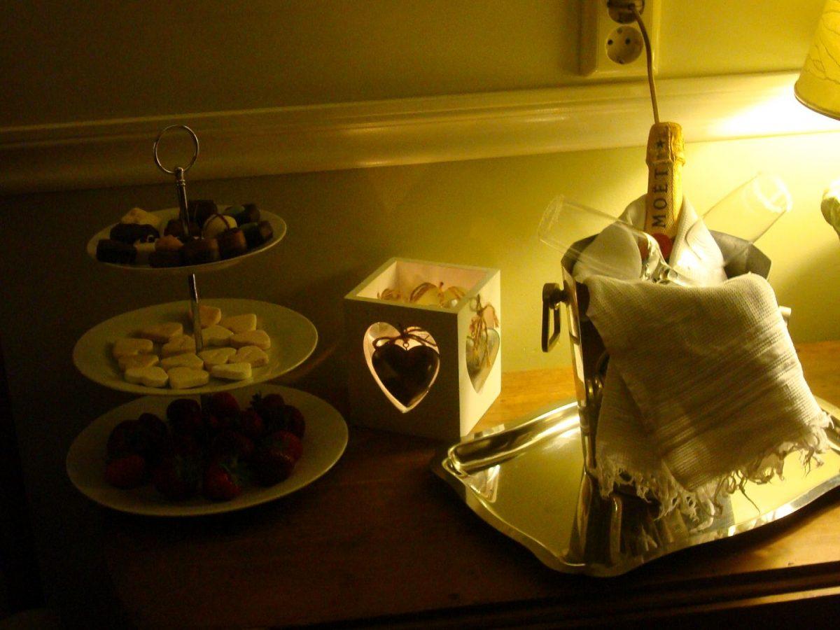 bruidssuite romantisch overnachten champagne bruiloft-01