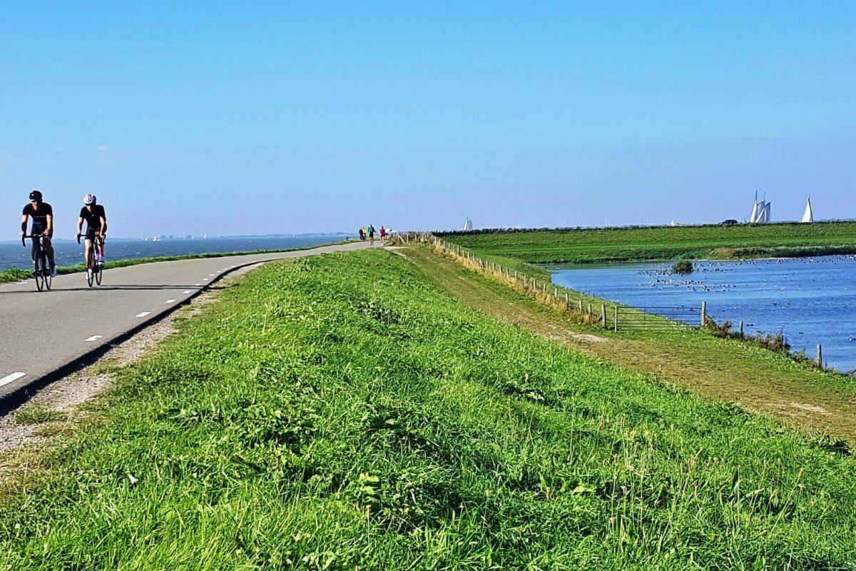 fietsvakantie natuur ijsselmeer noord holland schellinkhout enkhuizen-15