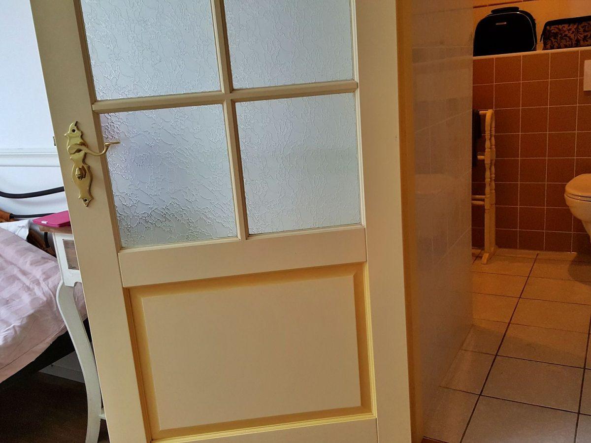 hotelkamer met douche bedandbreakfast hoorn lanormande-01