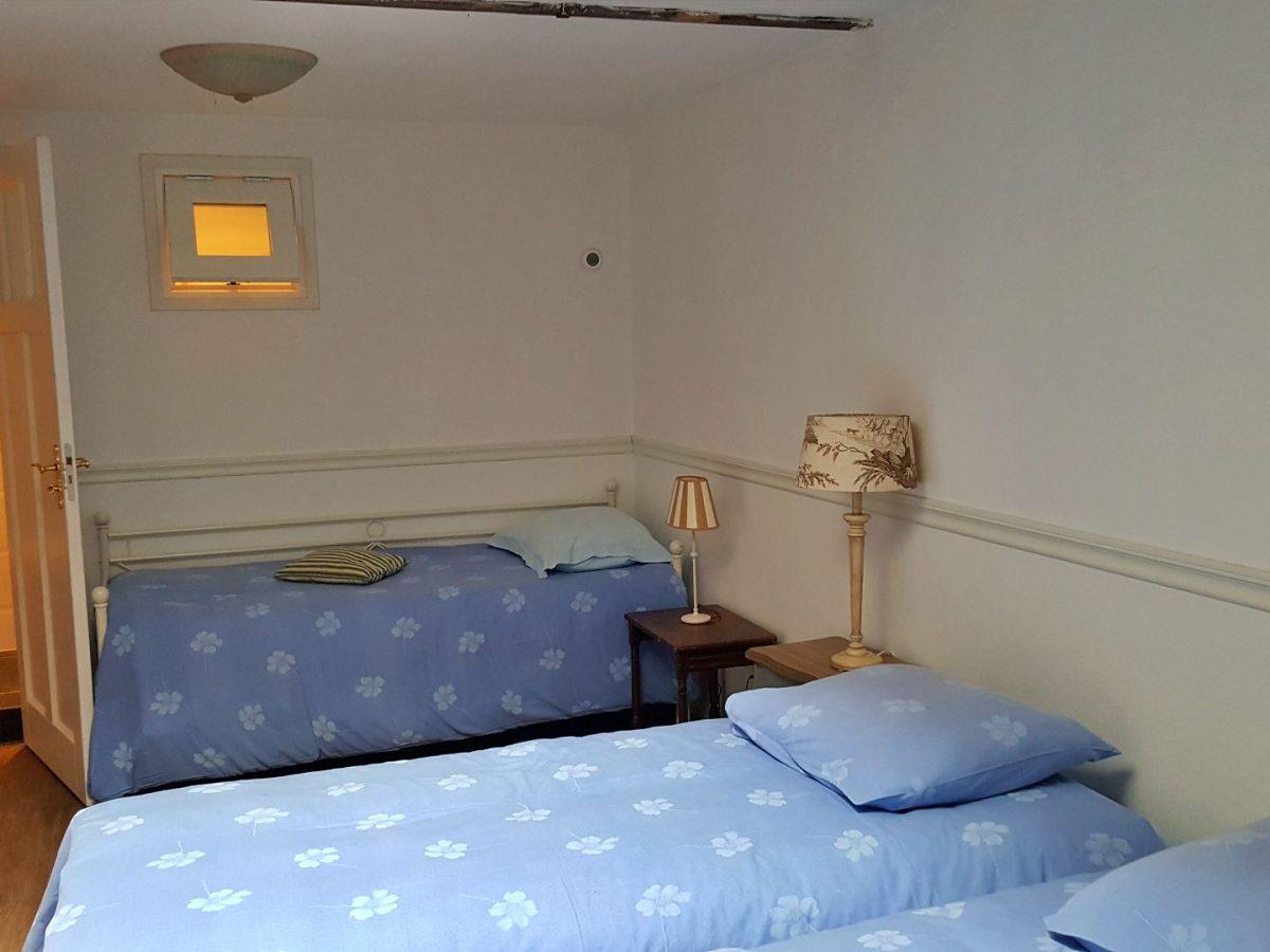 hotelkamer met douche bedandbreakfast hoorn lanormande-11