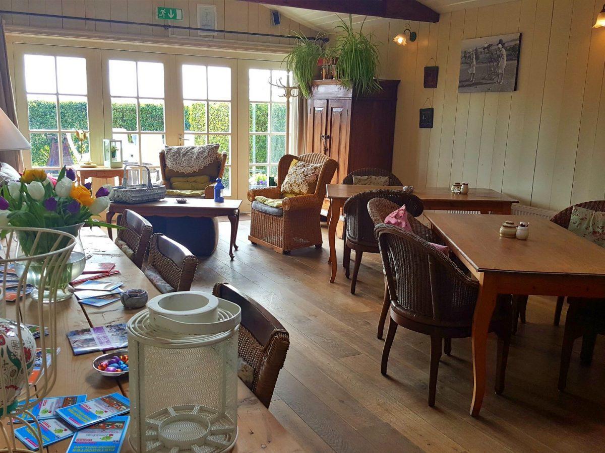 vakantie in noord holland hotelkamer lanormande hoorn westwoud04