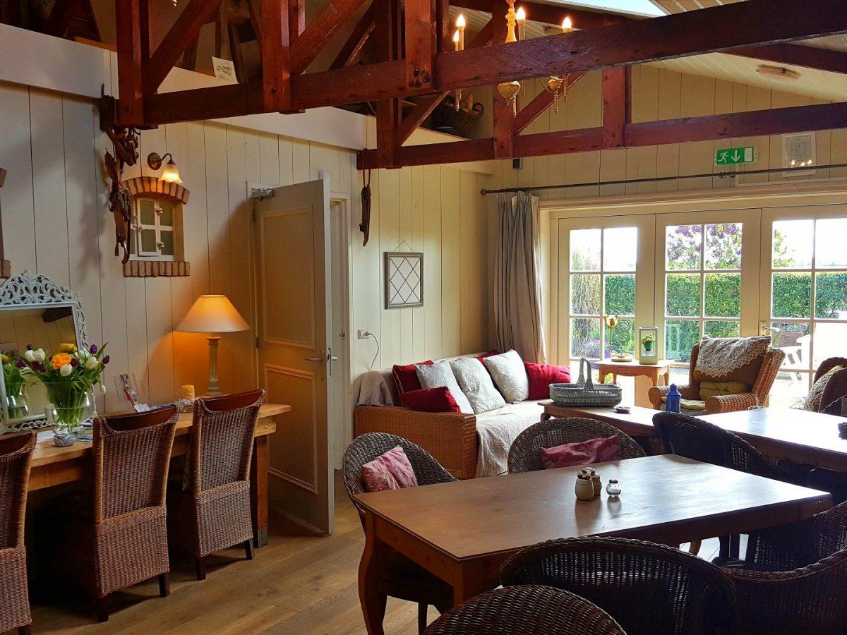 vakantie in noord holland hotelkamer lanormande hoorn westwoud05
