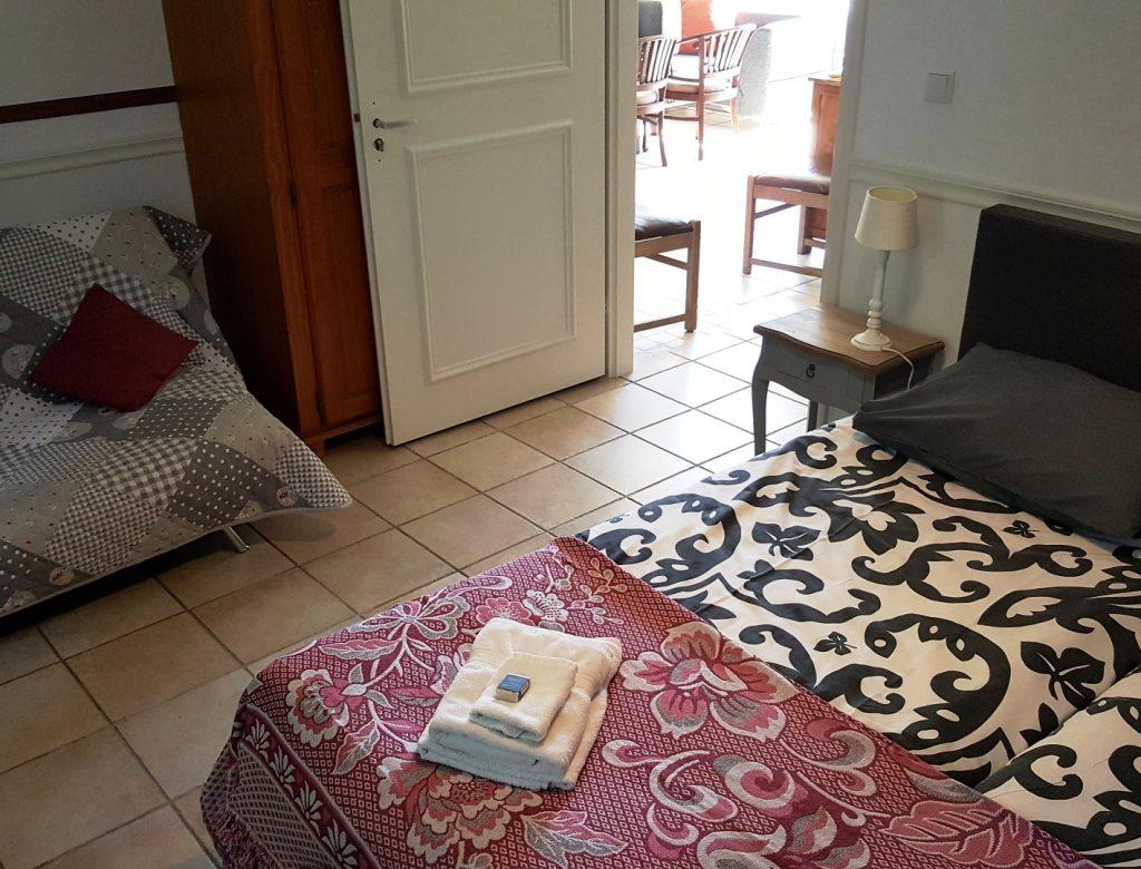 weekendjeweg bed and breakfast hoorn amsterdam noord holland hotelkamer