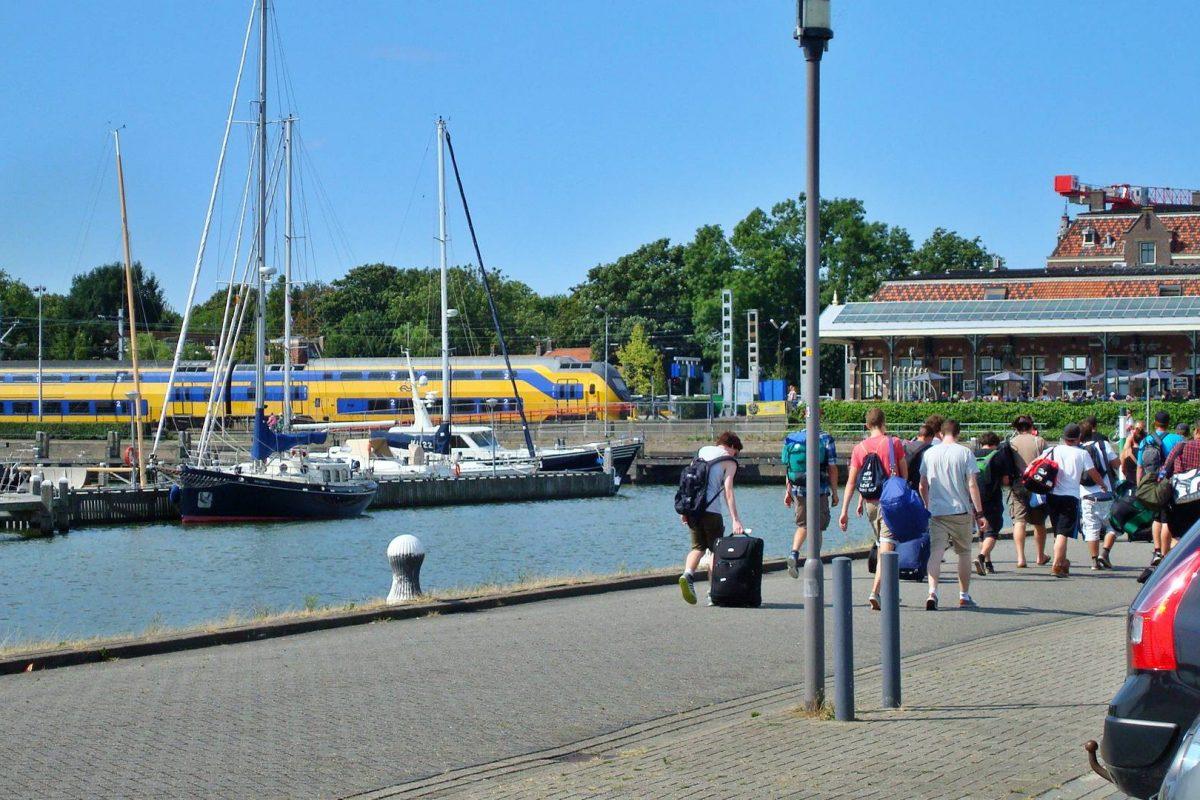 weekend zeilen ijsselmeer vakantie in noord holland booking hotelb&b lanormande-01