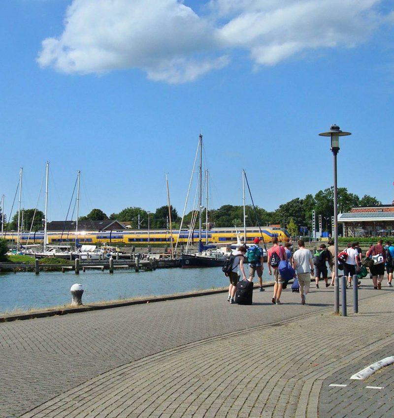 weekend zeilen ijsselmeer vakantie in noord holland booking hotelb&b lanormande-02