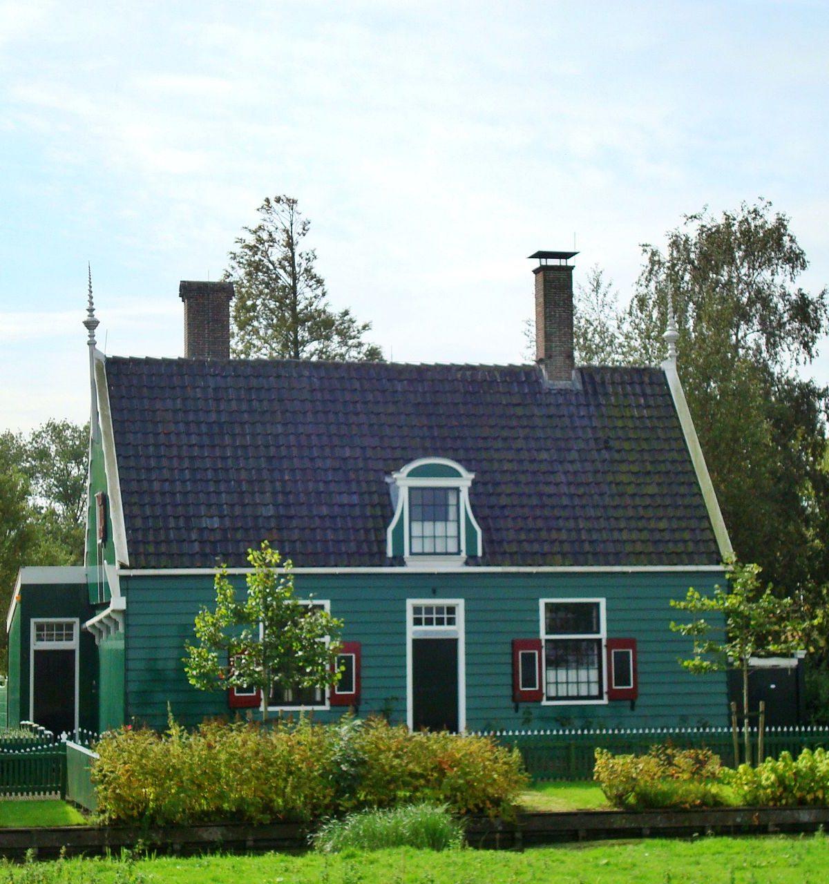 zaanse schans noord holland hotelb&b lanormande westwoud07