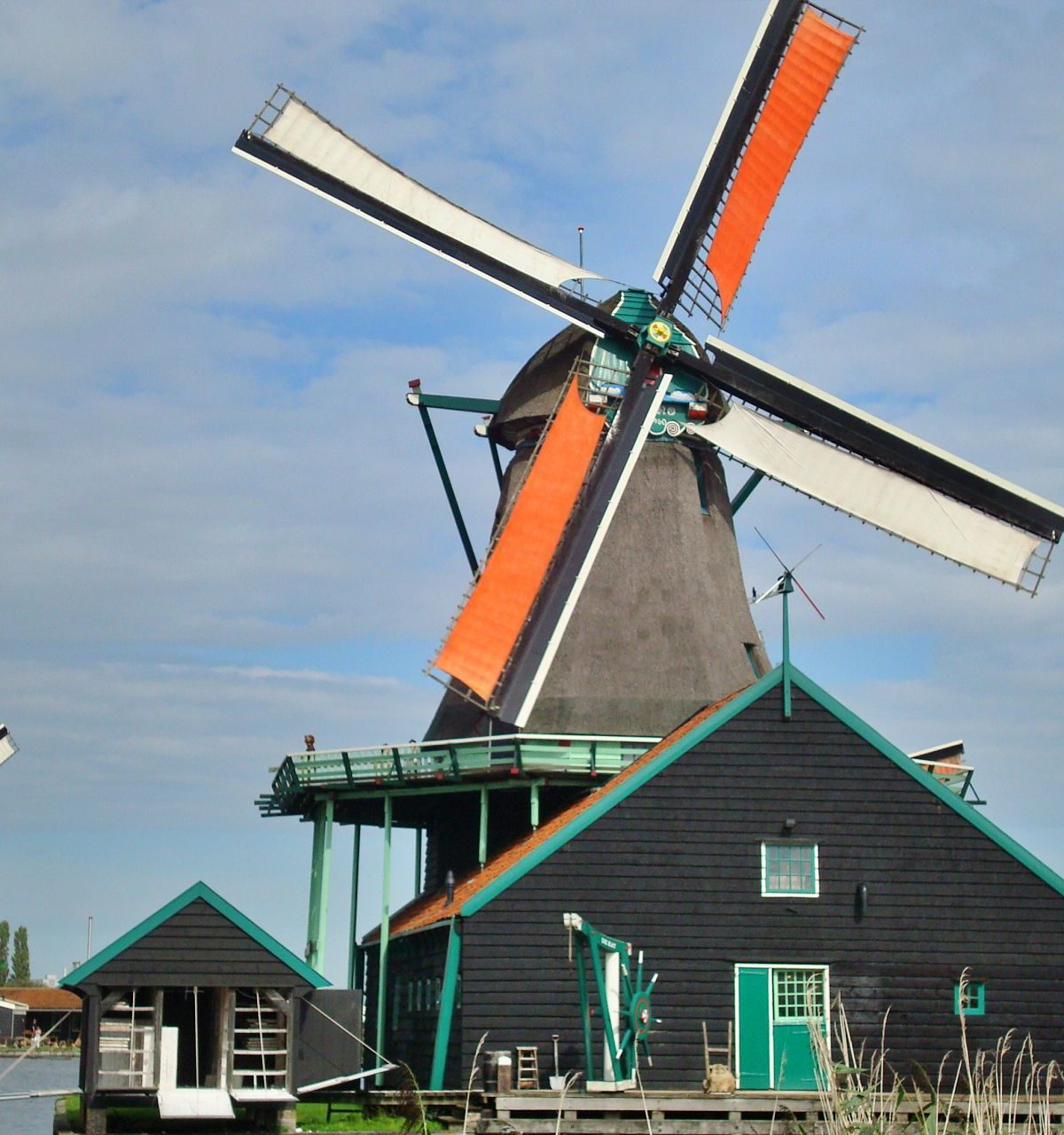 zaanse schans noord holland molen hotelb&b lanormande westwoud21