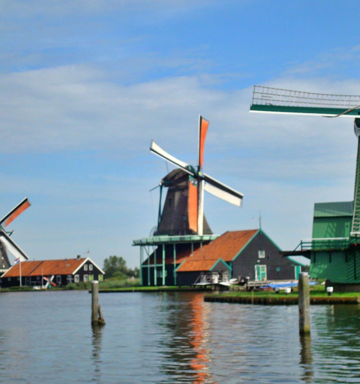 zaanse schans windmolen noord holland b&blanormande westwoud-04
